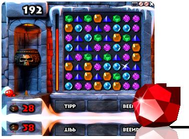 Kostenlos Bejeweled Spielen